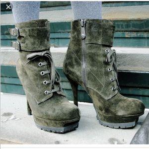 Sam Edelman Combat Boot Heels